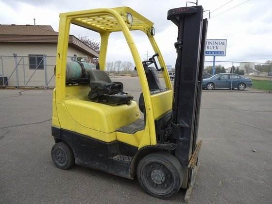 2005 Hyster S40FT LP Gas