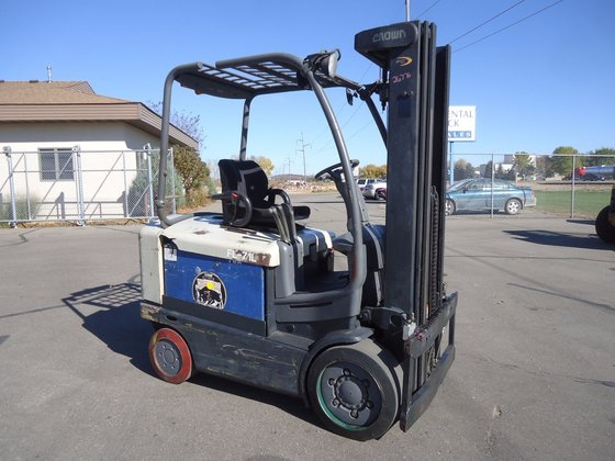 2006 Crown FC4020-60 Electric Electric