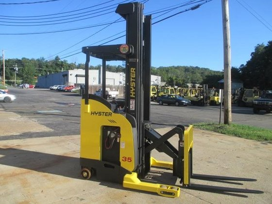 2007 Hyster N35ZRS Electric Electric