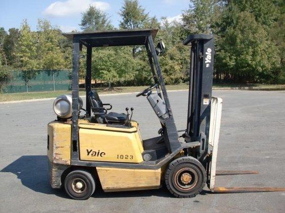 2005 Yale GLP040AFNUAE084 LP Gas
