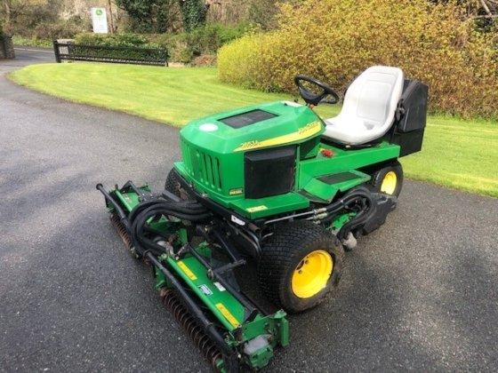 JOHN DEERE 2653A Utility Mower in Dublin, Ireland on