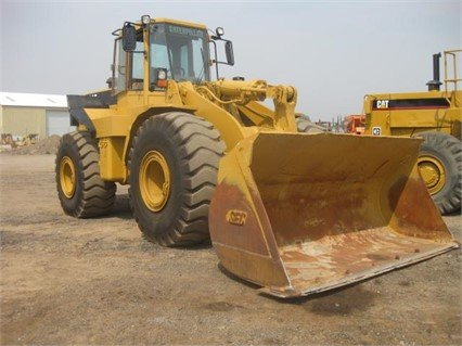 1994 CATERPILLAR 966F II in