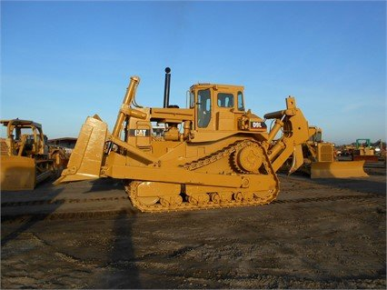 1983 CATERPILLAR D9L in Madera,