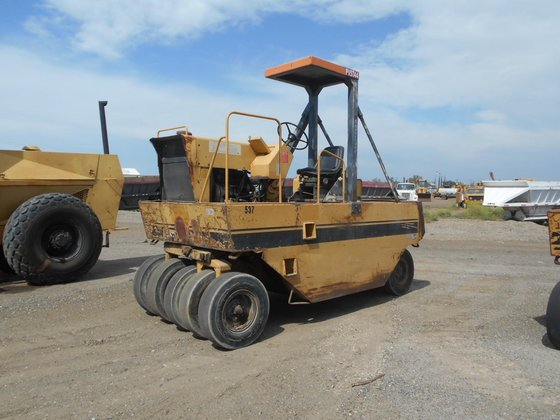 1987 CATERPILLAR PS-130 in Madera,