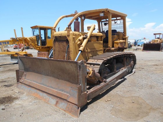 1974 CATERPILLAR D6C in Madera,