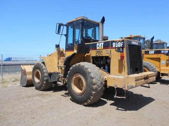 1995 CATERPILLAR 950F II in