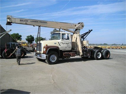 1986 FORD L9000 in Madera,