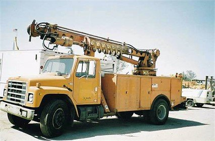 1981 INTERNATIONAL S1800 in Madera,
