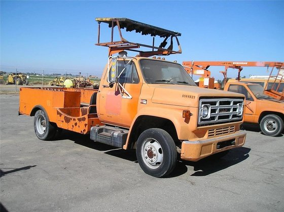 1990 GMC C30 in Madera,