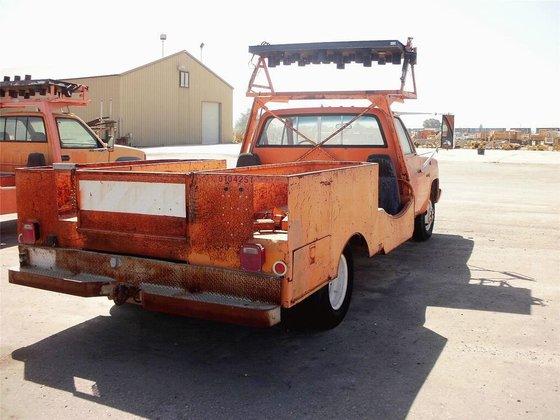 1987 GMC 3500 in Madera,