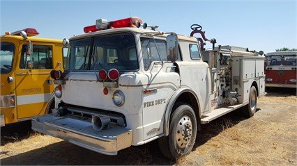 1975 FORD C8000 in Madera,