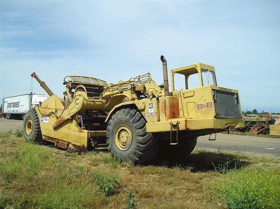 1985 CATERPILLAR 615 in Madera,