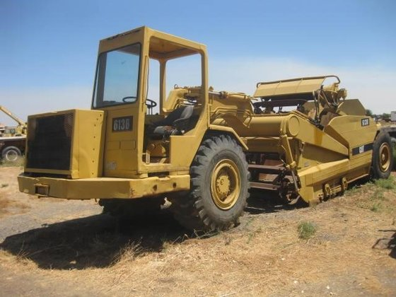 1980 CATERPILLAR 613B in Madera,
