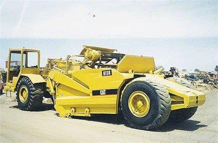 1980 CATERPILLAR 613B in Madera,