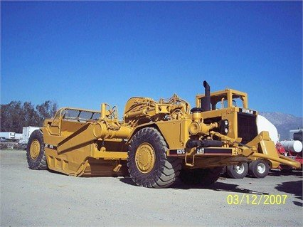 CATERPILLAR 637C in Madera, CA