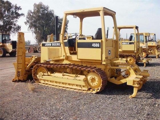 1996 DEERE 450G LT in