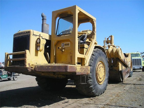 CATERPILLAR 631C in Madera, CA