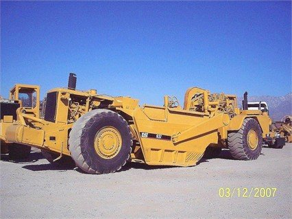 1974 CATERPILLAR 637C in Madera,