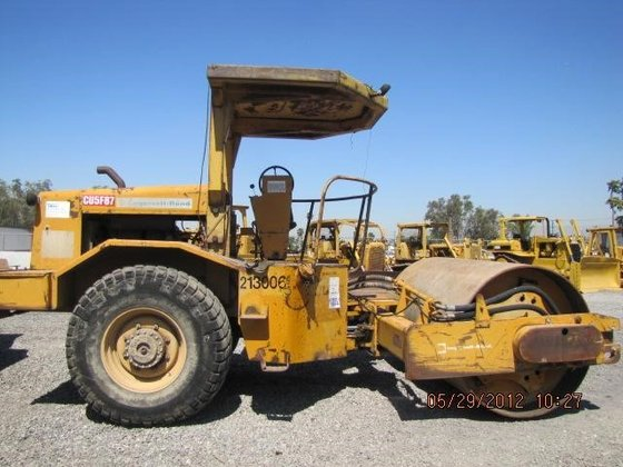 1988 INGERSOLL-RAND SP54 in Madera,