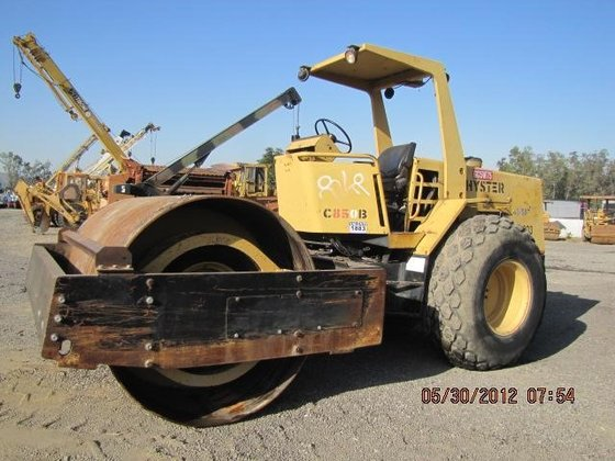 1991 HYSTER C850B in Madera,