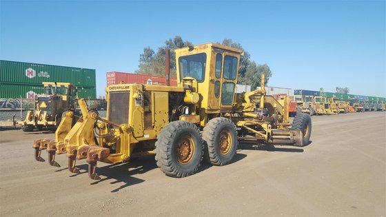 CATERPILLAR 14G in Madera, CA