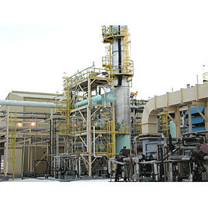 Methanol Plant - 190 TPD