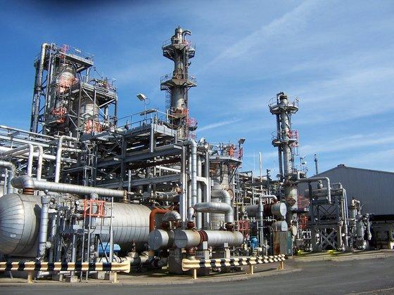 Hydrodesulfurization (HDS) Unit - 165