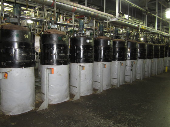 Spandex Plant - 6,300 TPY