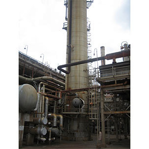 Methyl Ethyl Ketone (MEK) Plant
