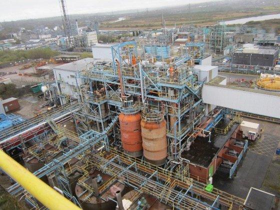 Polyvinyl Chloride (PVC) Plant -