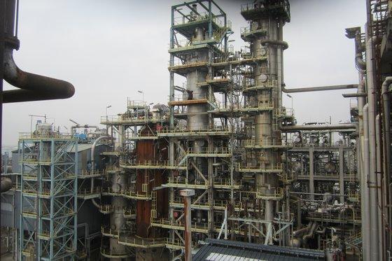 Refinery - 85,000 BPD in