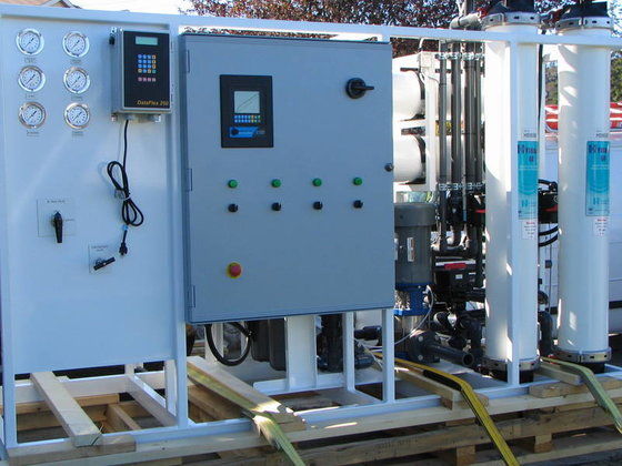 Portable Desalination Plant - 10,000