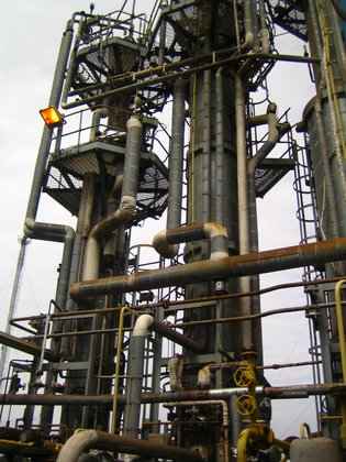 Paraxylene Plant - 350,000 TPY