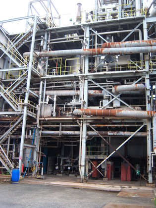 Anhydrous Caustic Soda (NaOH) Plant