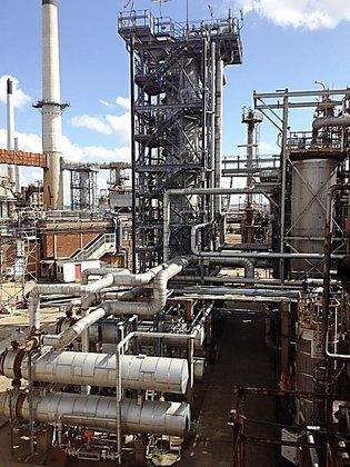 Selective Hydro-desulfurization (SHDS) Unit -