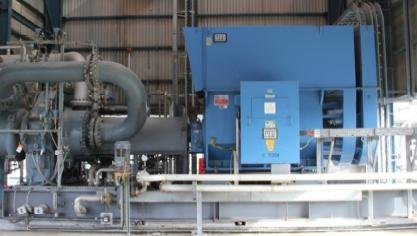 Liquefied Natural Gas (LNG) Plant