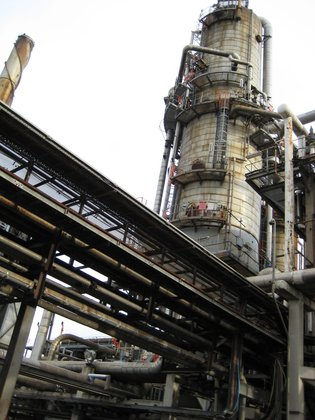 Crude Oil Distillation Unit (CDU)