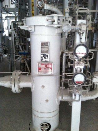 Natural Gas Purification Plant -