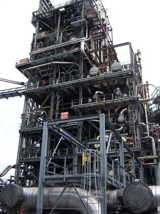 Coke and Coal Gasification Plant