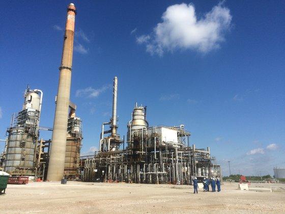 Crude & Vacuum Distillation Unit