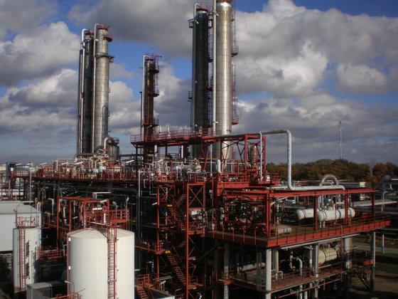Butadiene Plant - 90,000 TPY