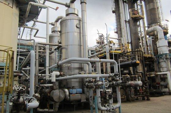 Aromatics Plant - 425,000 TPY