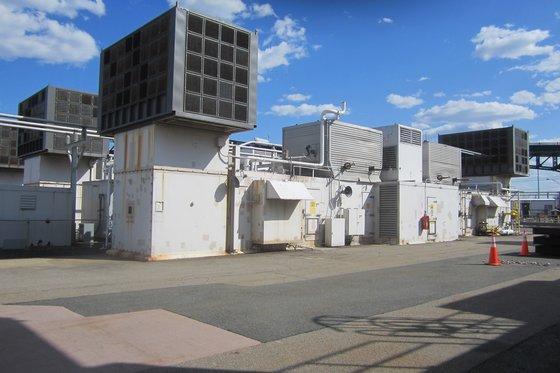 168 MW Gas Turbine Power