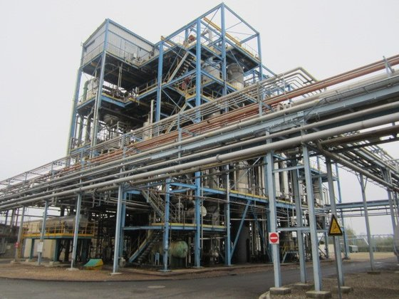 Dioctyl Phthalate (DOP) Plant -