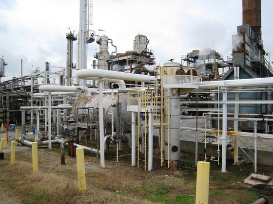 Flare Gas Recovery Unit -