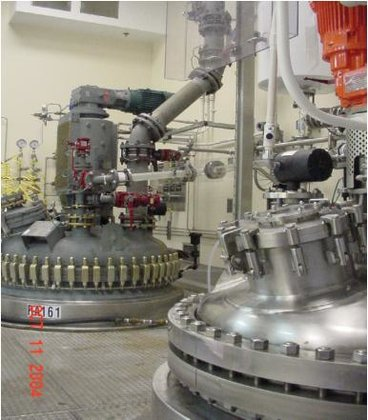 Active Pharmaceutical Ingredient (API) Plant