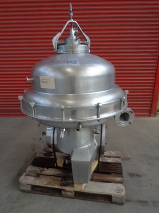 ALFA LAVAL Srpx 417hgv-14ch Stainless