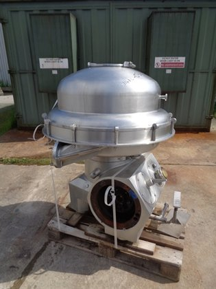 ALFA LAVAL SRPX-417-HGV-14CH Stainless Steel