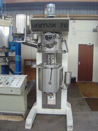 CUCCO UNIMAX 70 STAINLESS STEEL