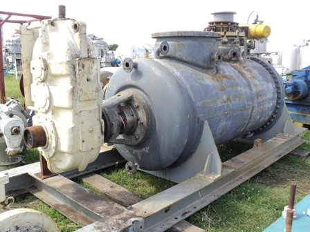 HT3000 Titanium Turbulent Mixer Dryer